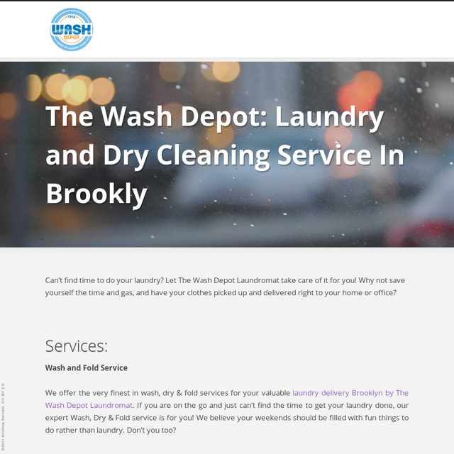 The wash depot laundry and dry cleaning service in brookly solutioingenieria Images
