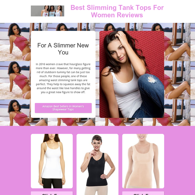 9b59d4c130dfe3 Best Slimming Tank Tops For Women Reviews